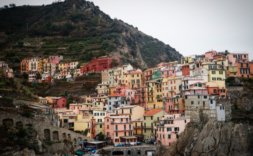 UNESCO Cultural Heritage in the Cinque Terre